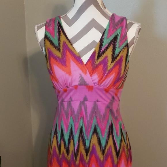 No Boundaries Dresses & Skirts - Colorful Maxi Dress